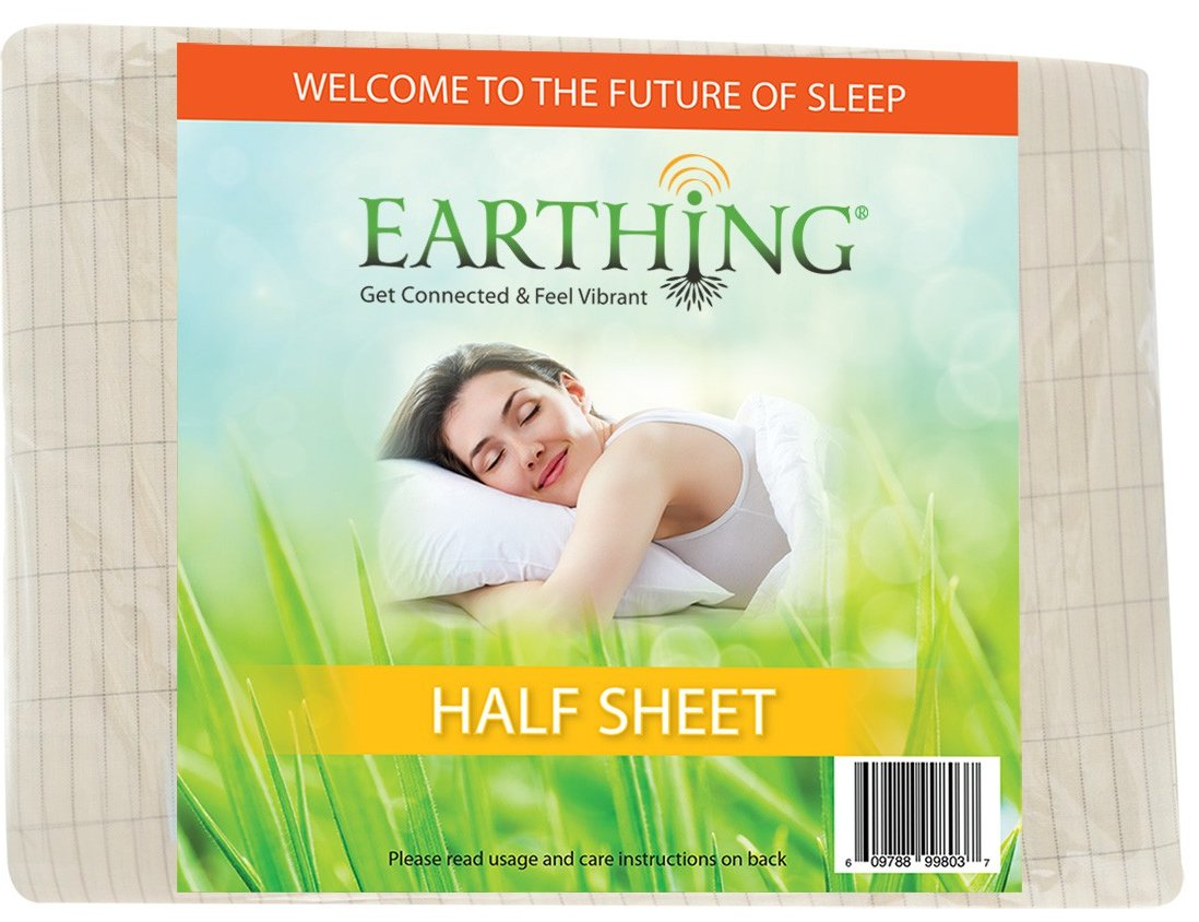 Earthing Bed Half Sheets